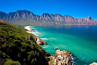 scuba diving in Cape Town
